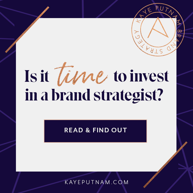 Is it Time to Invest in a Brand Strategist?