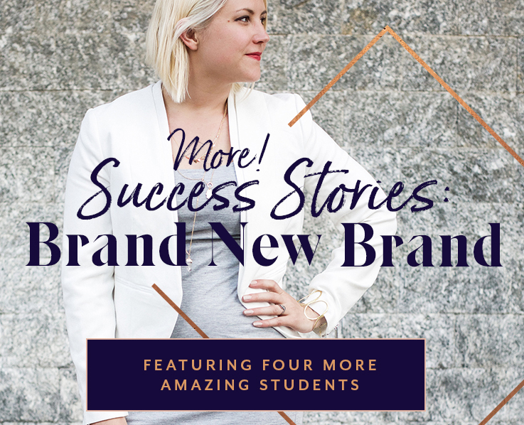 More! Success Stories: Brand New Brand