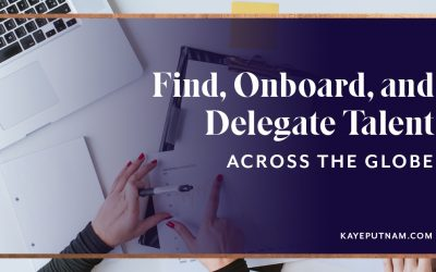 Imagine being able to find, onboard, & easily delegate to the best talent - from anywhere in the world - for your business. It's possible with this method.