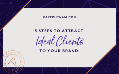 3 Steps to Attract Ideal Clients to Your Brand. Ideal clients. Dreamies. Soulmate customers. Whatever you call them, this article gives you a simple, three-step framework for attracting more of them!