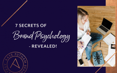 7 Secrets of Band Psychology - Revealed! Use these 7 brand psychology secrets to hit the right triggers - the ones that motivate people to take action on your offers!