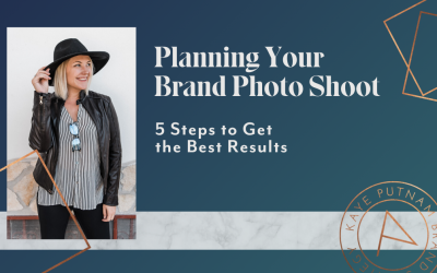 Your Brand Photo Shoot: 5 Steps to Get the Best Results. Want the very best results from your next brand photo shoot? I'm revealing the 5 steps to take to plan your shoot - so you'll love your brand photos!