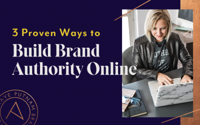 3 ways to build brand authority online