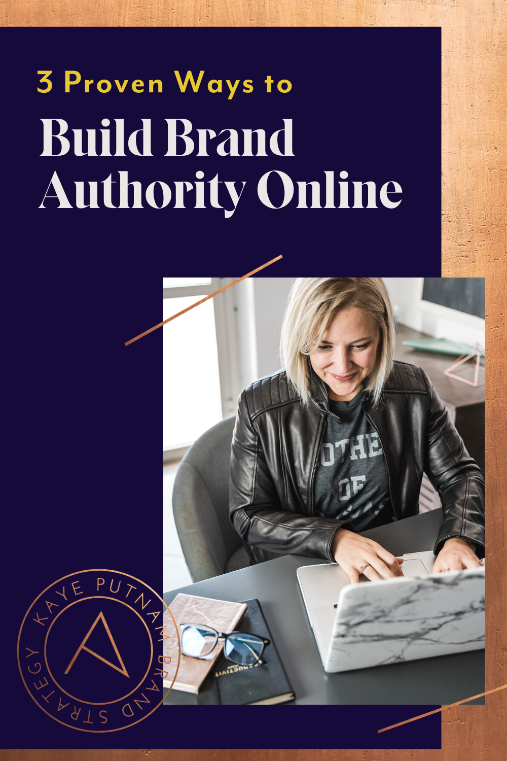 3 ways to build brand authority online - pin