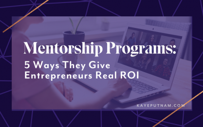 Mentorship Programs for Entrepreneur ROI