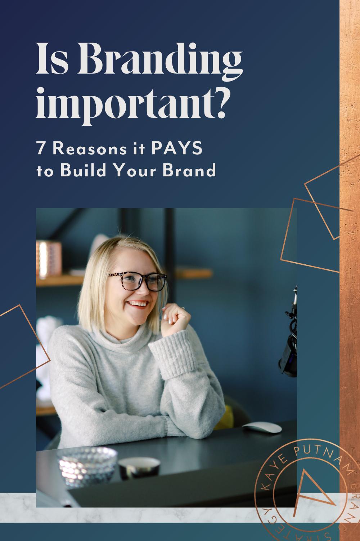Is branding important?